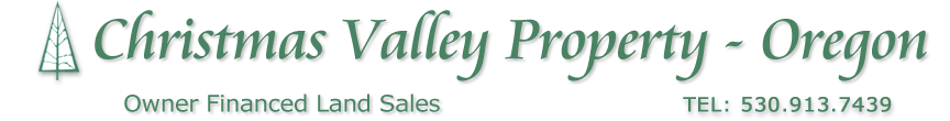 Christmas Valley Properties