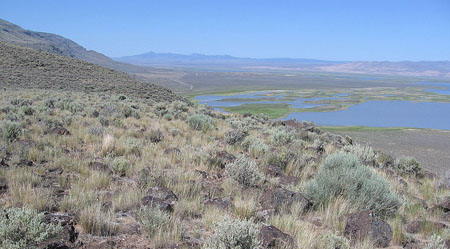 Hart Mountain National Antelope Refuge